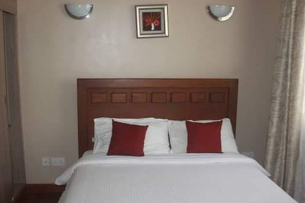 2 Bedroom Fully Serviced Apartments in Westlands